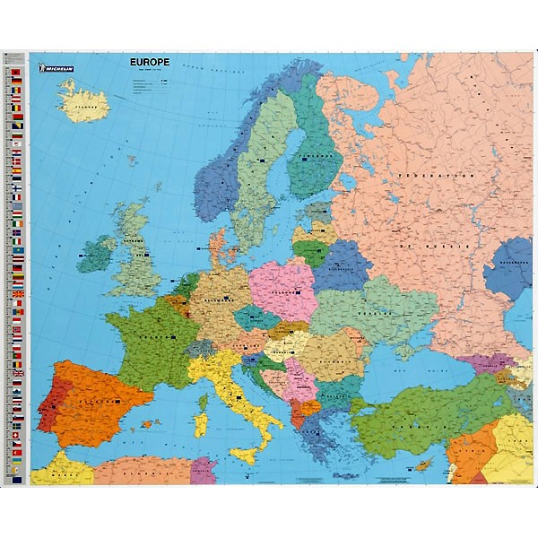 La Carte De L Europe A Imprimer | My blog