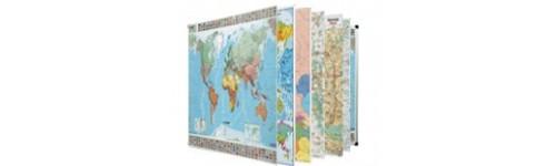 Carte Du Monde Plastifiee.Carte Du Monde Plastifiee Souple Ou Magnetique